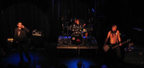 King's Tonic auf der Blue Hour Bühne