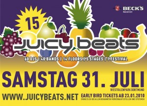 Juicy Beats 15