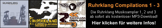 Ruhrklang-compilations All in Frohe Weihnachten 2015
